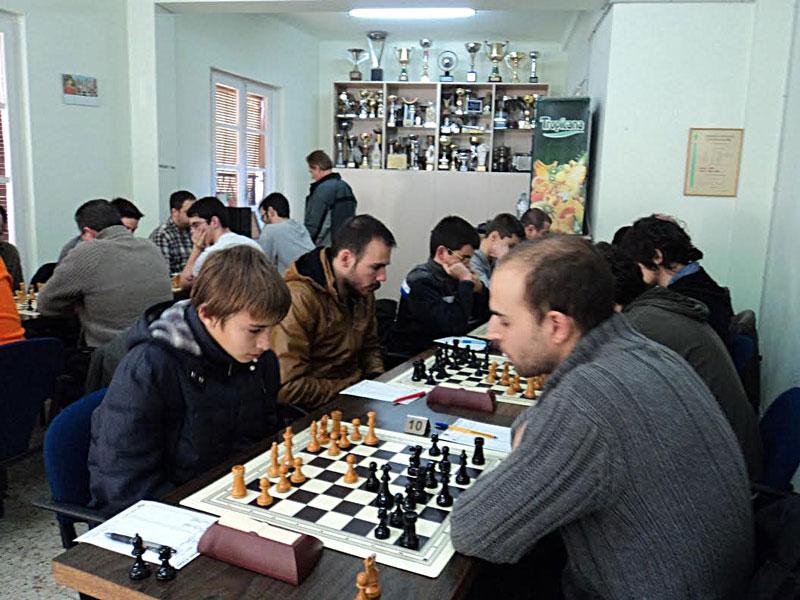 Partides d'escacs a Santpedors (Club Escacs Vallfogona)