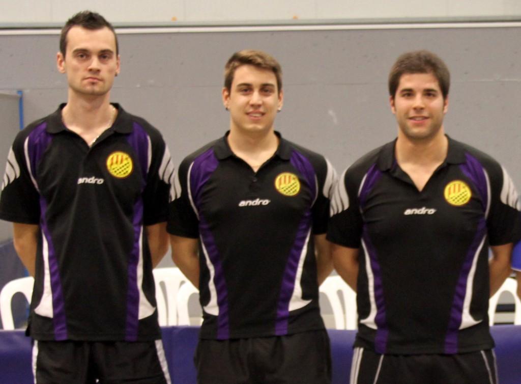 Equip Masculí del CTT Balaguer