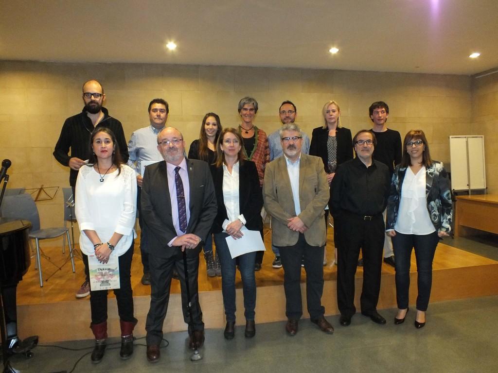 Premis Ziryab (Foto: Ajuntament de Balaguer)
