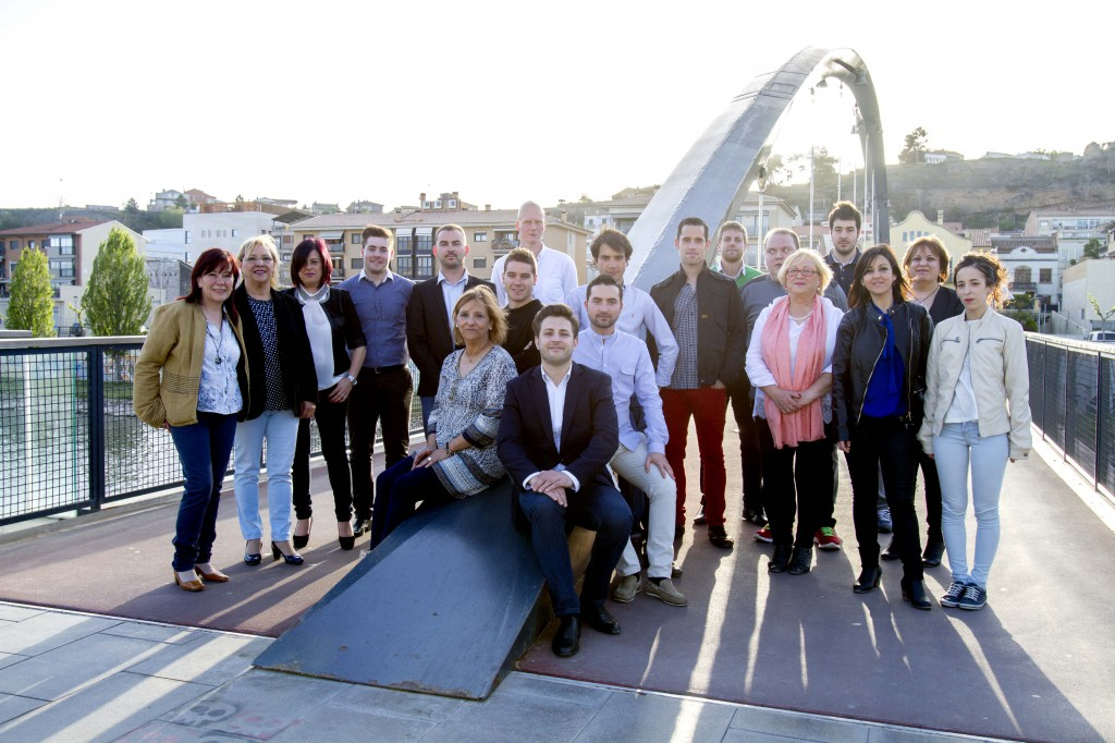 Presentació llista electoral C's Balaguer (Autor: C's Balaguer)