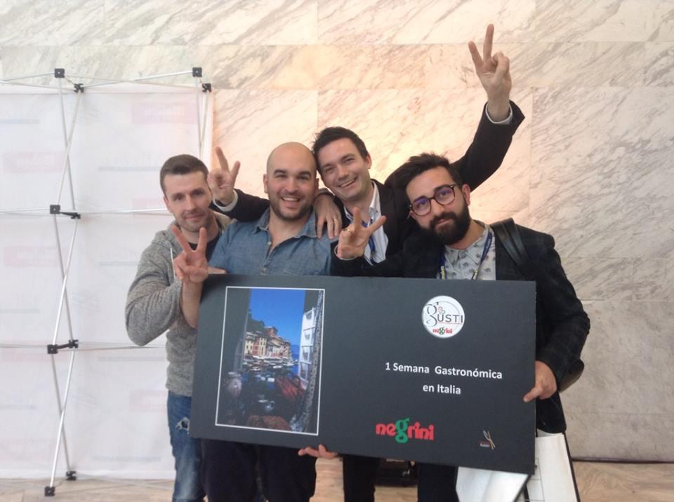 L'equip de Cal Xirricló celebrant la victòria (foto: Cal Xirricló)