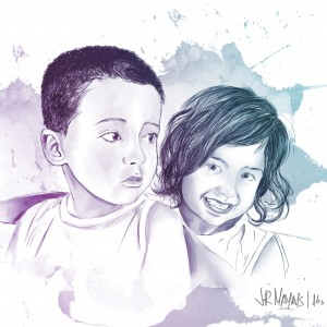 Il·lustració de Ramon Mayals