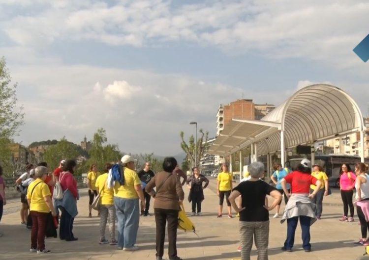 Balaguer celebra el Dia Mundial de l'Activitat Física