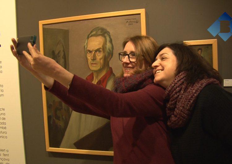 """El Museu de la Noguera celebra el """"Museum Selfie Day"""""""