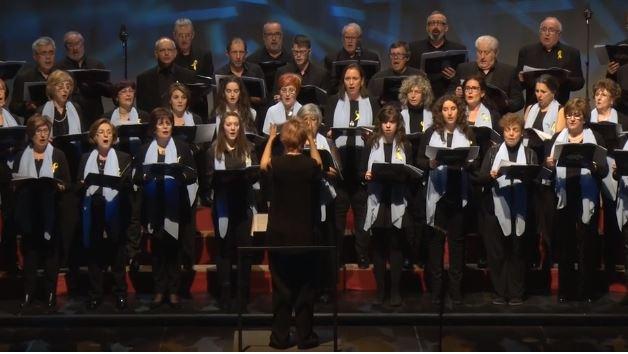 Concert de Sant Esteve de l'Orfeó Balaguerí