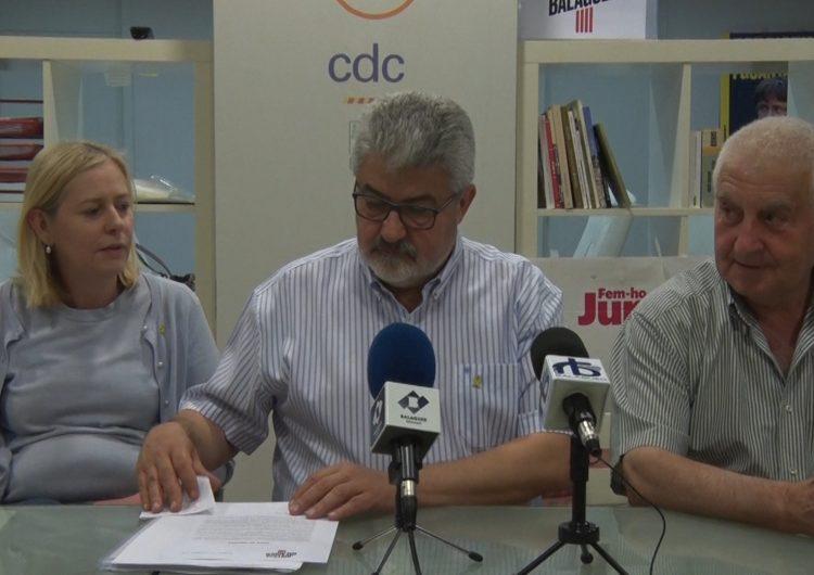 Josep Maria Roigé, Miquel Vendrell i Núria Giné renuncien a l'acta de regidor