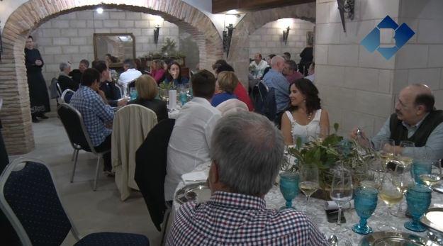 L'Associació Gastrobar recrea l'Últim Sopar de Jesucrist