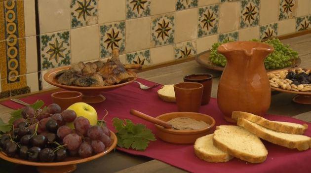 Toc de Xef 147: Ànec a l'ast Restaurant El Claustre Monestir de les Avellanes