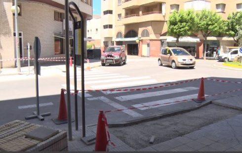 L'Ajuntament de Balaguer comença una nova actuació de microurbanisme