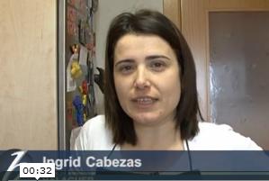 Cuinetes: El pit de pollastre farcit de l'Ingrid Cabezas