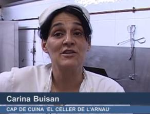Cuinetes: Bacallà Arnau Mir de Tost del Celler de l'Arnau