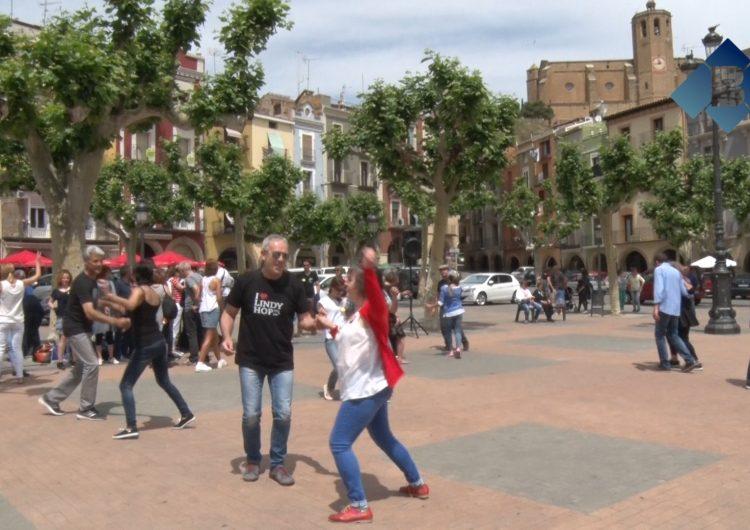 L'Associació Swing Noguera organitza una swing jam aquest diumenge al Passeig de l'Estació