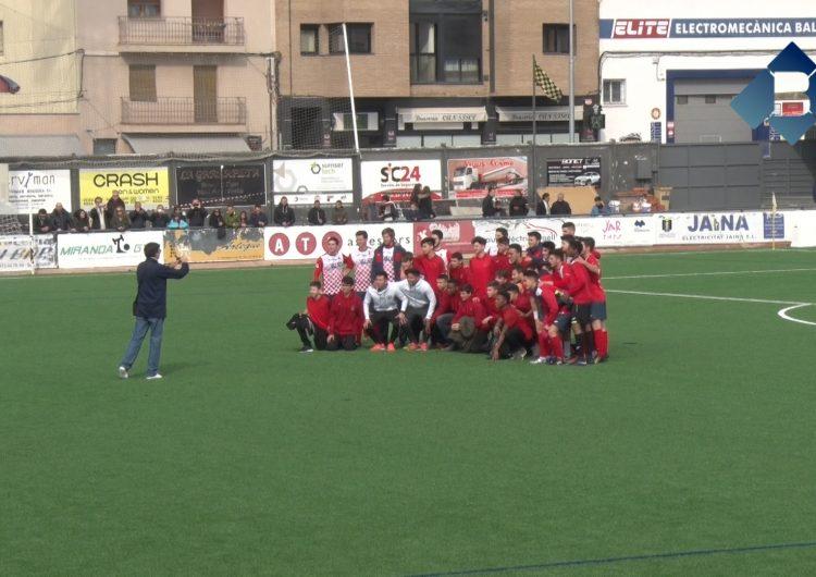 Victòria balsàmica del CF Balaguer davant l'Alpicat