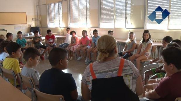 Inici del curs escolar pels alumnes d'infantil, primària i ESO