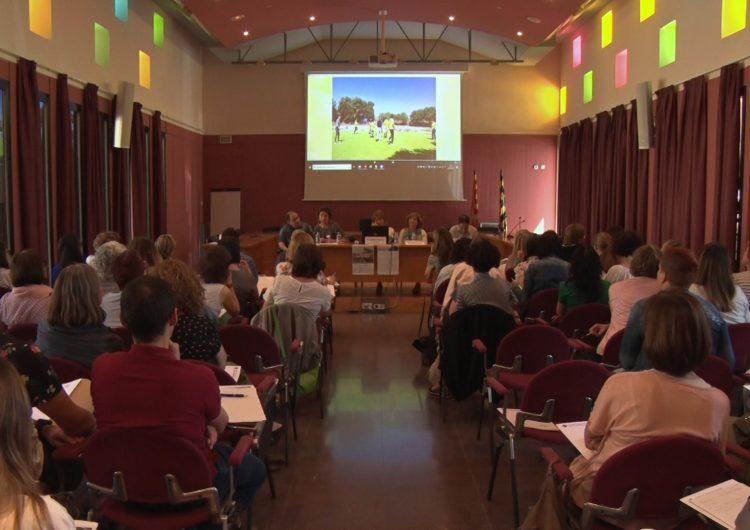 El Consell Comarcal de la Noguera ha acollit la IV Jornada comunitària de l'Institut Català de la Salut