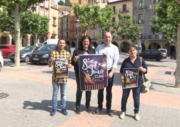 L'Ajuntament de Balaguer presenta el programa d'actes per Sant Joan