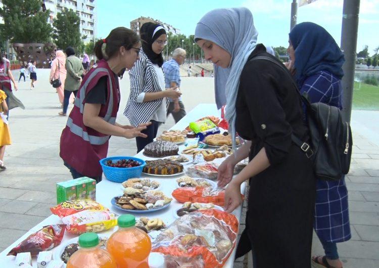 L'Associació Chabab Al Amal celebra l'Eid Al Fitr, últim dia del Ramadà