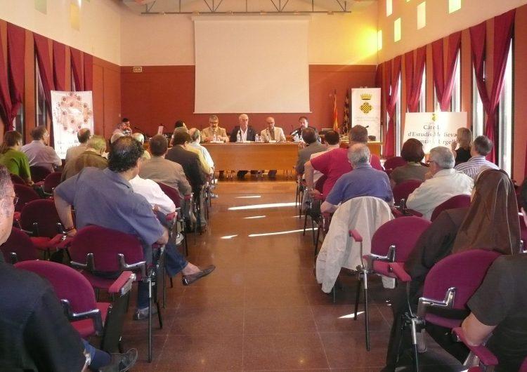 Comença la 17a edició de la Càtedra d'Estudis Medievals del Comtat d'Urgell