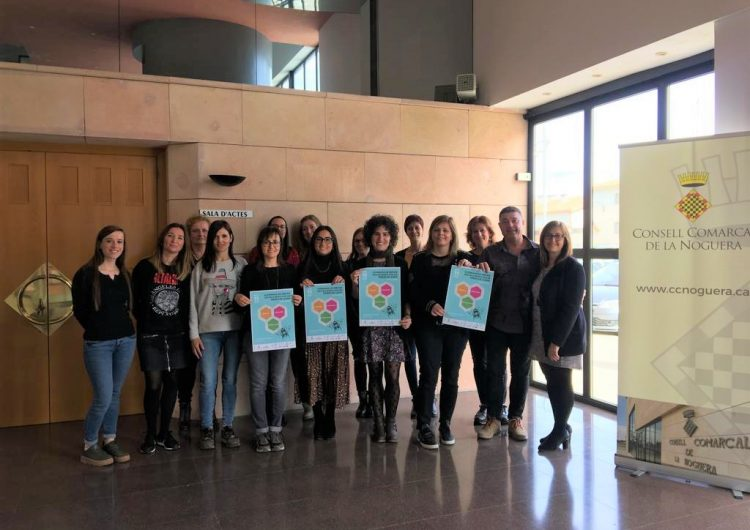 El Consell Comarcal de la Noguera acull la 2a jornada de serveis socials bàsics de les Terres de Lleida