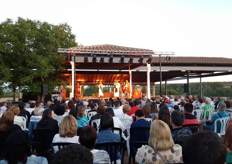 Unes 500 persones participen en les Jornades de la Vil•la Romana del Romeral d'Albesa