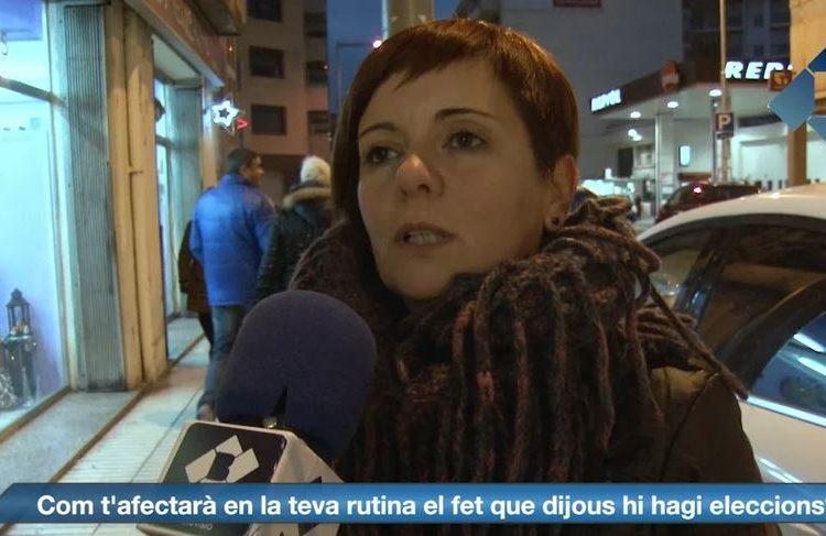 Balaguer Opina: Com afectarà a la teva rutina el fet que el dijous hi hagi eleccions?