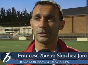 L'Ex del Balaguer Sànchez Jara jugarà aquesta temporada a l'Almacelles