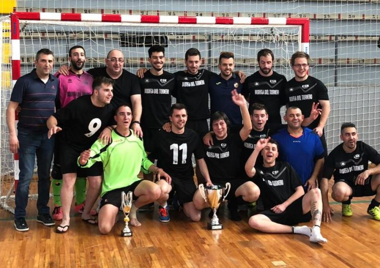 L'equip CSK Balaguer campió de la Copa i del Torneig de Futbol Sala 5 Nacions