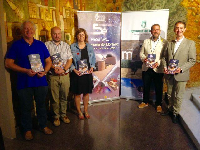 Més de 2.600 persones participaran al V Festival d'Astronomia del Montsec