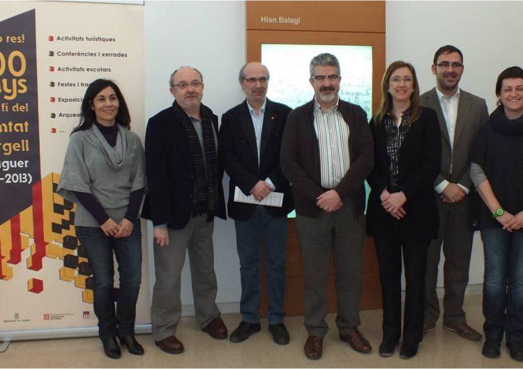 Balaguer programa més de 40 activitats per commemorar els 600 anys de la caiguda del comtat d'Urgell