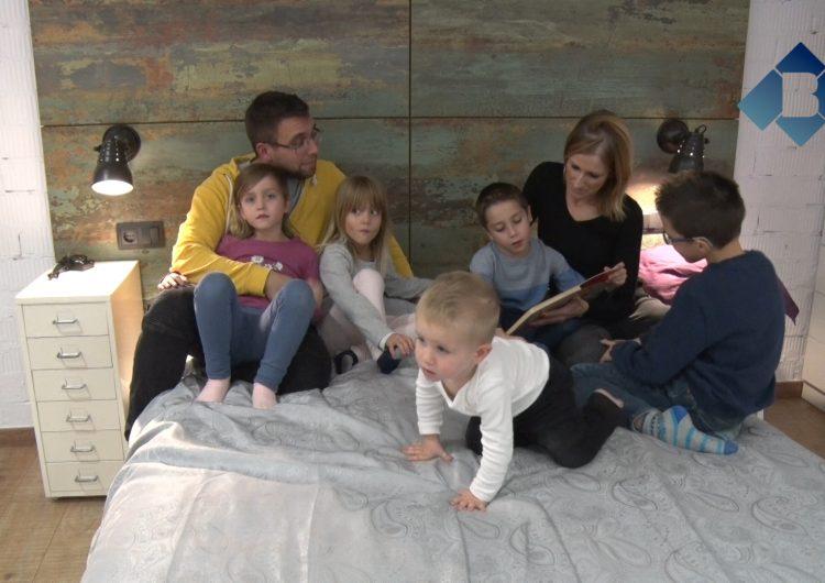 La vida d'una família nombrosa de Bellcaire d'Urgell a YouTube