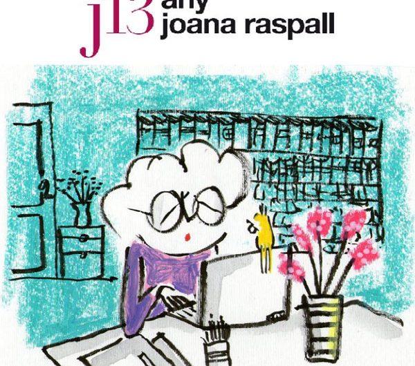 """Oberta la inscripció a la Jornada Pedagògica """"Joana Raspall, una Vida en Vers"""""""