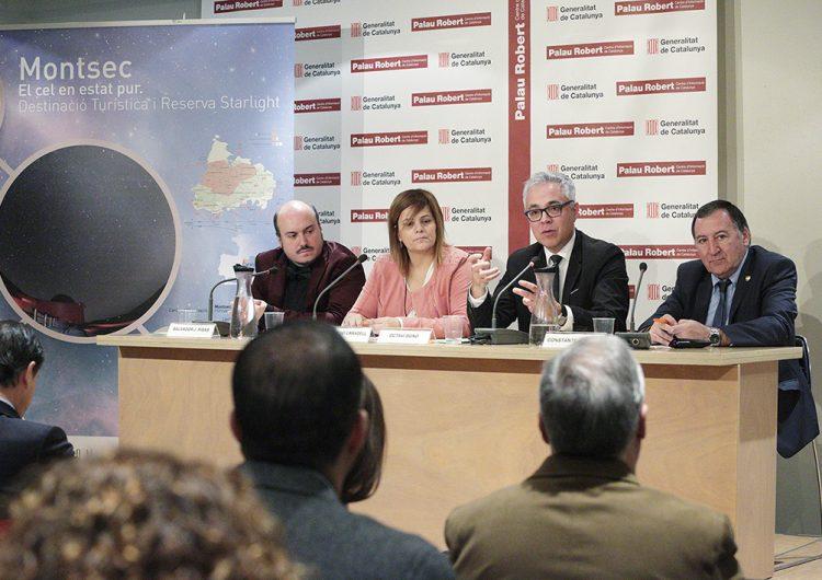 """El Montsec crea la primera """"Guia de tematització en Turisme Astronòmic"""" de Catalunya i Espanya"""