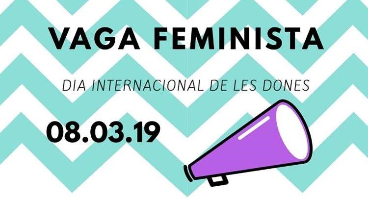 El Moviment Feminista de la Noguera organitza diferents activitats el proper 8 de març en el Dia Internacional de les Dones