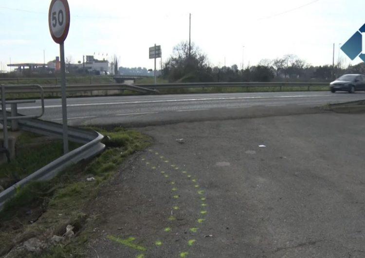 La víctima mortal de l'accident a la C-13 a Vallfogona és una veïna de Lleida de 79 anys que viatjava d'acompanyant