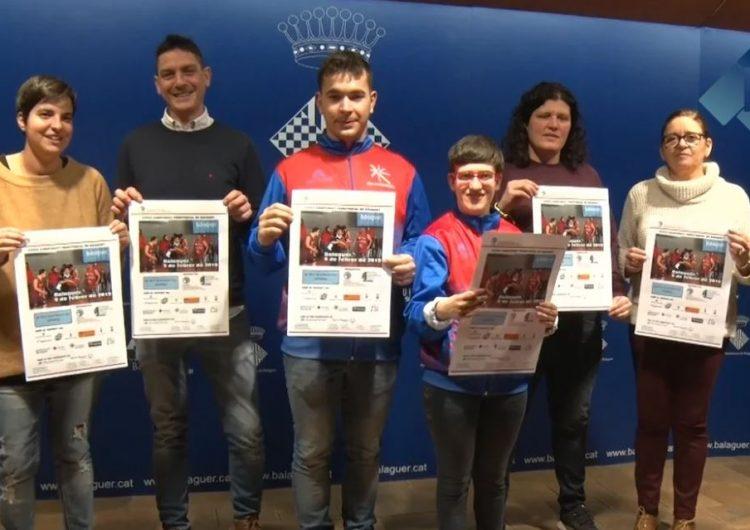 Balaguer acollirà el 28è Campionat Territorial de Bàsquet de la Federació ACELL el proper 9 de febrer