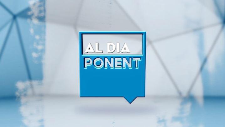 AL DIA PONENT: 26/04/2019