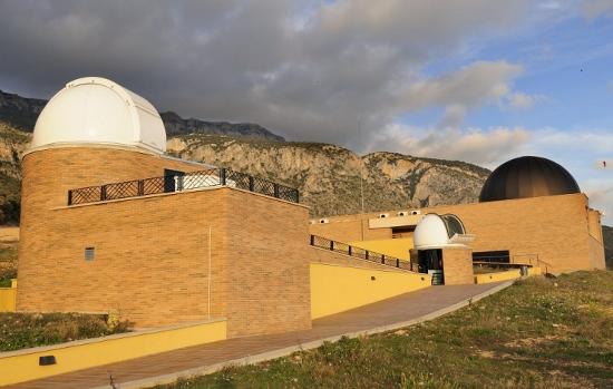 El COU del Montsec acull 1.700 visitants la primera Setmana Santa després de rebre la certificació Starlight