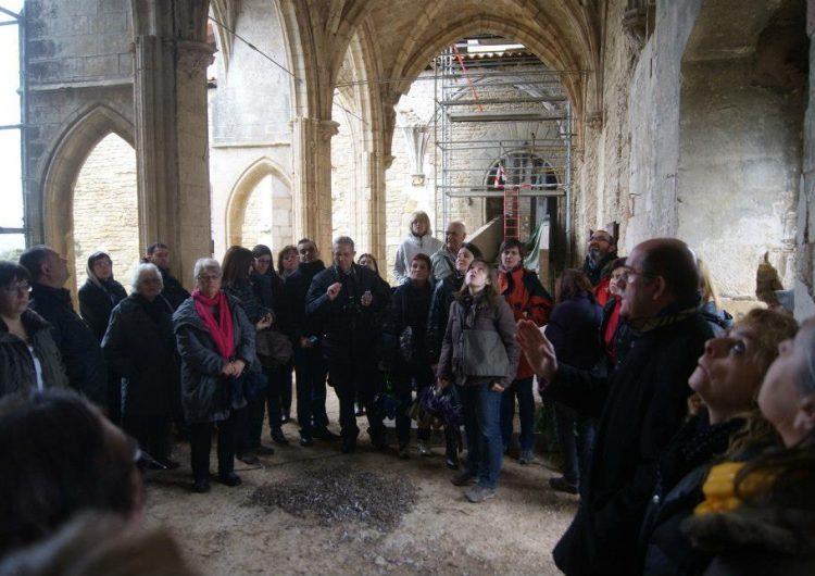 S'inicien les visites guiades pels Espais Comtals d'Urgell