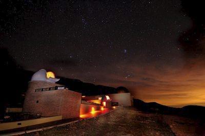 El Centre d'Observació de l'Univers i el portal web Serviastro retransmetran en directe l'eclipsi total de Lluna del 21 de gener