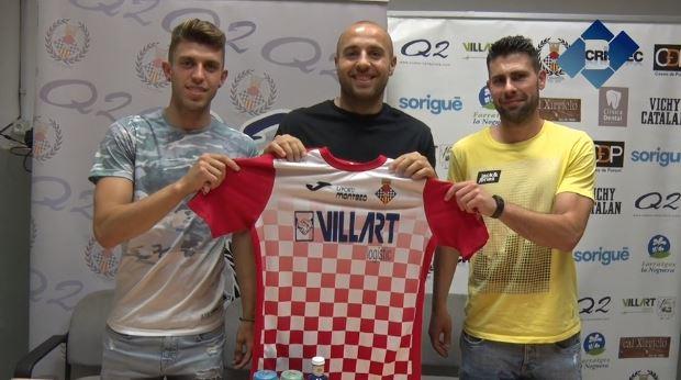 El Balaguer continua reforçant la plantilla de cara la pròxima temporada