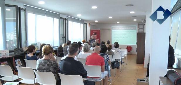 """La biblioteca de Balaguer acull la xerrada """"Com parlar de la mort als nens i als adolescents"""""""