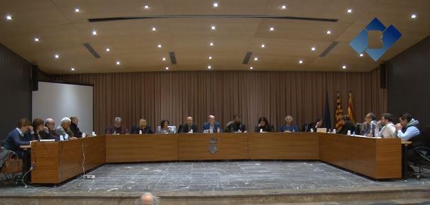 El Ple de Balaguer aprova el canvi de nom d'Ajuntament a Paeria
