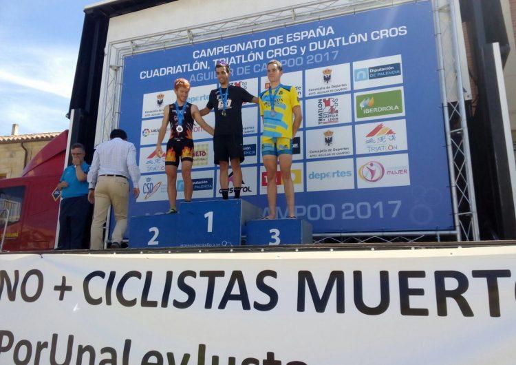 Aleix Sierra campió d'Espanya sub23 de Duatló de Muntanya