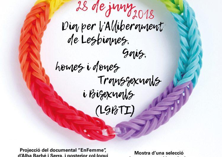La Noguera commemorarà el Dia per l'alliberament de lesbianes, gais, homes i dones transsexuals i bisexuals