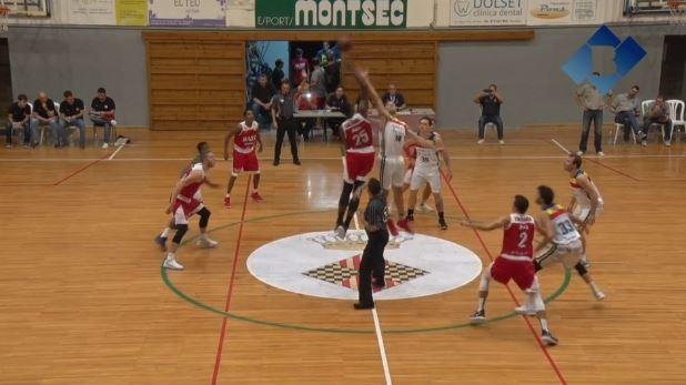 El Morabanc Andorra guanya al Baxi Manresa en l'amistós ACB disputat a Balaguer