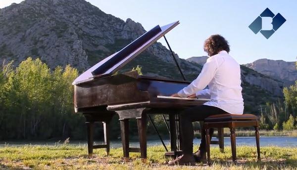 """Antoni Tolmos presenta el seu disc """"Energy"""" al Teatre Municipal de Balaguer"""