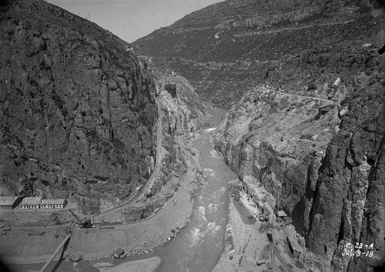100 anys de la concessió de la central hidroelèctrica de Camarasa