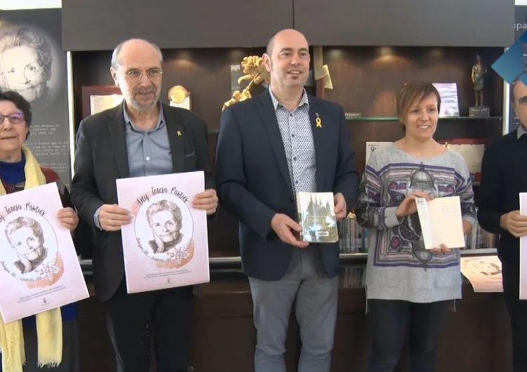 Balaguer celebrarà l'Any Teresa Pàmies per commemorar el centenari del naixement de l'escriptora