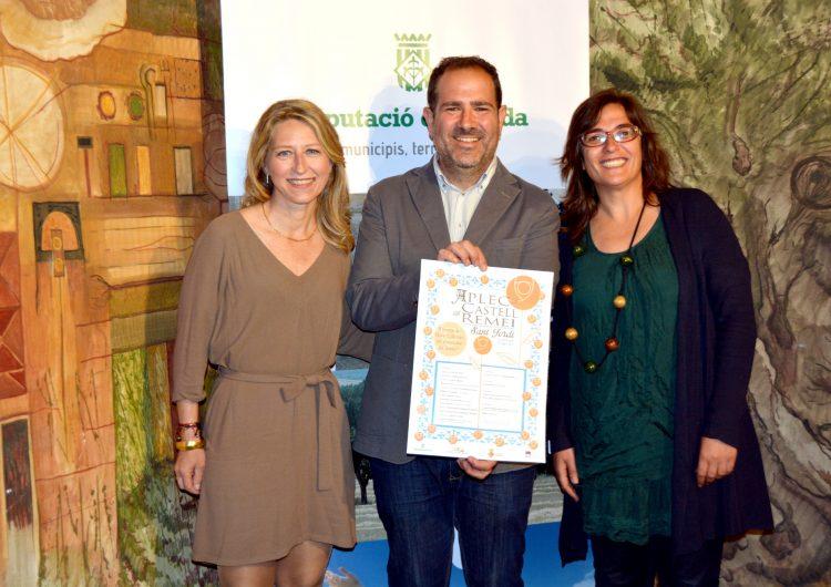 Les activitats literàries protagonitzen l'Aplec del Castell del Remei 2017