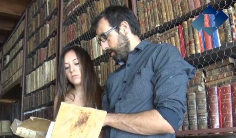 Comença el procés de catalogació de la biblioteca particular del Palauet de la Muralla